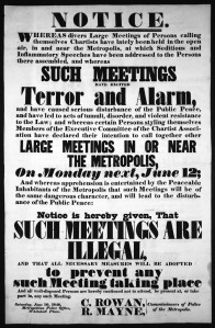 Handbill-Notice